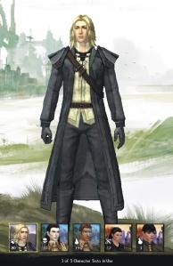 GW2 character Vokhtah