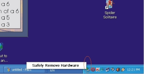safely remove hardware 1