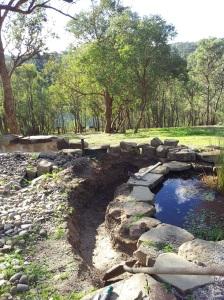 big pond drain 1