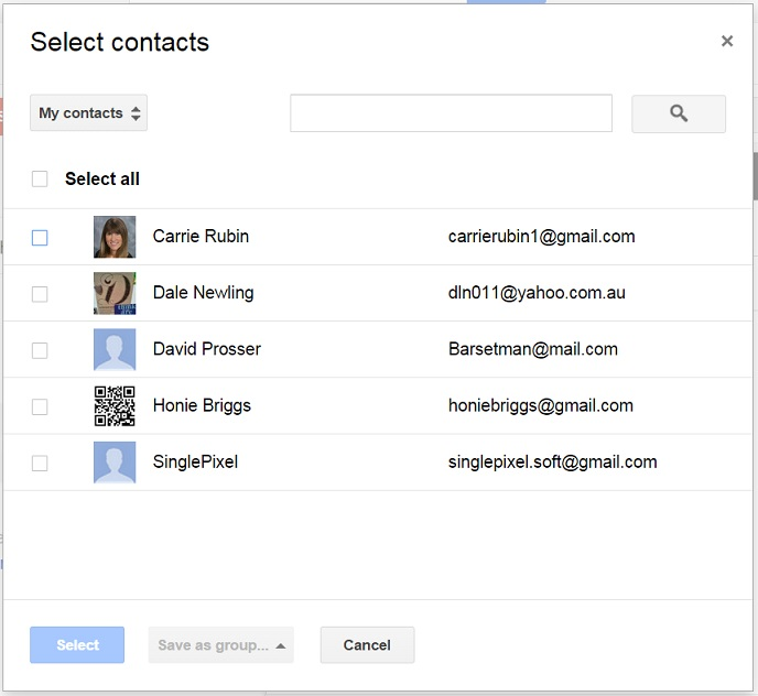 6 gmail compose 6