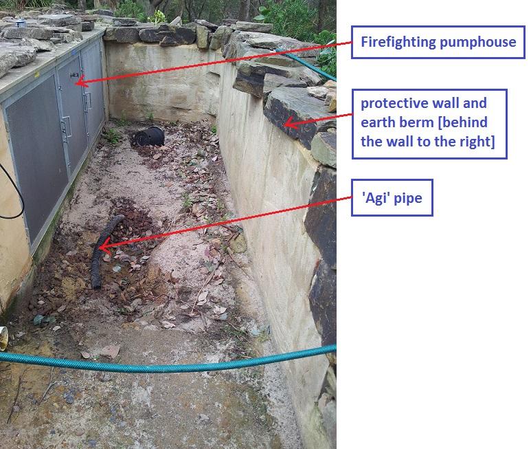 warrandyte pump housing