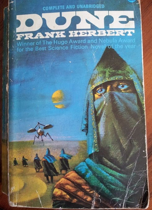 Dune cover 1975