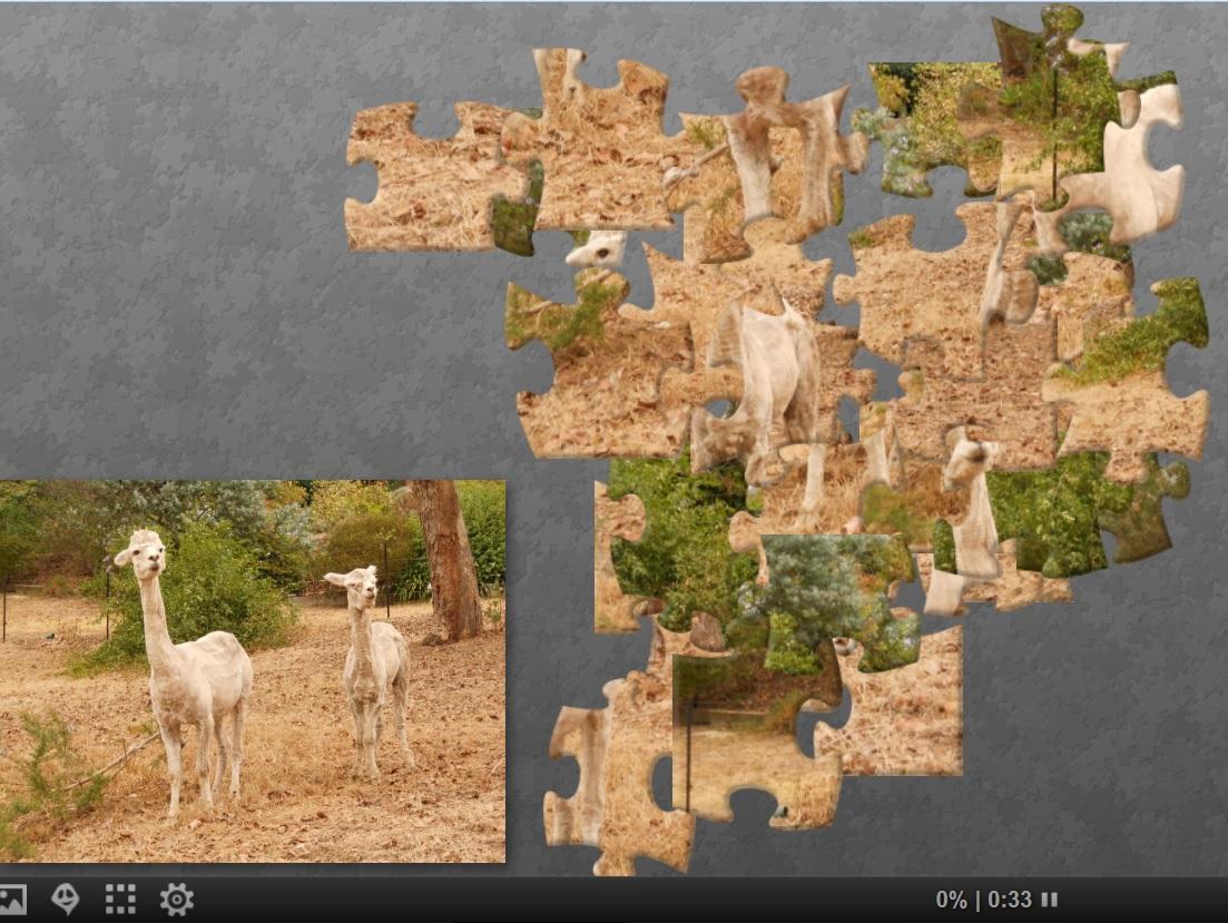 jigsaw alpacas