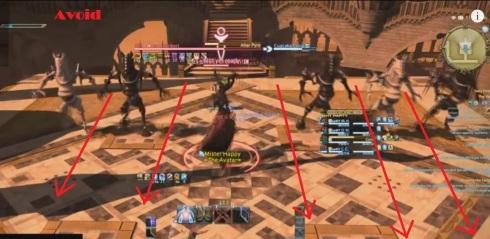 boss 3 knights