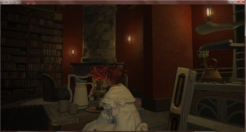 #FFXIV – decorating my new room | Meeka's Mind