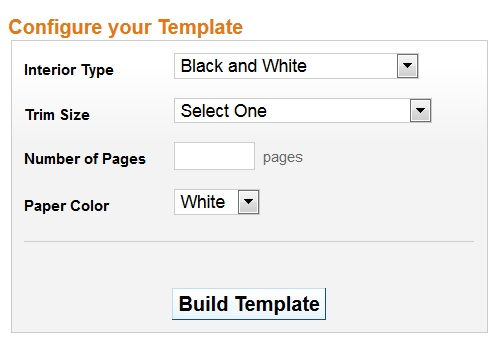 Finally, You Will Need The Createspace Cover Template For The Trim Size Of  Your Choice: