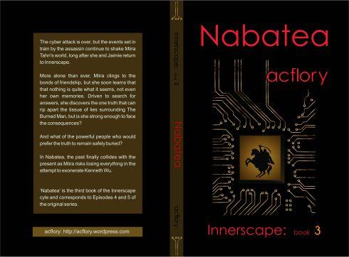 Nabatea – Innerscape book 3 cover | Meeka's Mind